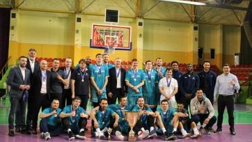 «Астана» выиграла Кубок Казахстана по баскетболу