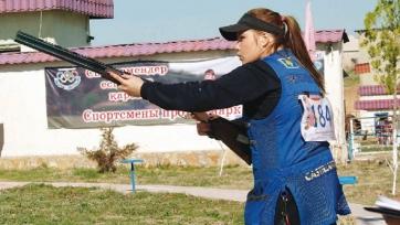 Рысбекова стала 25-й на этапе Кубка мира по стендовой стрельбе