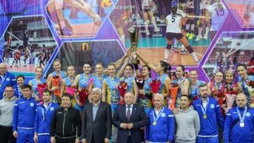 «Алтай» - чемпион Казахстана среди женских команд