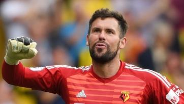 Голкипер «Уотфорда» намерен отказаться от участия в финале Кубка Англии