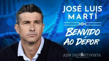 «Депортиво» сменил главного тренера