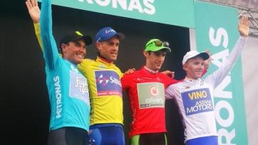 Пронский стал четвертый на очередном этапе «Тура Лангкави»