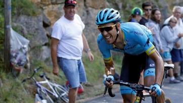 Фрайле показал четвертое время на втором этапе «Тура Страны Басков»