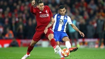 «Ливерпуль» обеспечил себе комфортное преимущество, обыграв «Порту» на «Энфилде»