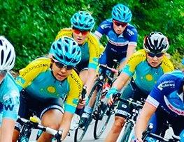 Султанова стала лучшей среди казахстанских велогонщиц по итогам «Женского тура Таиланда»