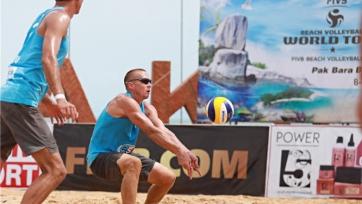 Представители Казахстана выиграли «бронзу» на турнире по пляжному волейболу
