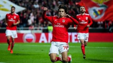 Жоау Фелиш вошел в историю «Бенфики» и португальского футбола