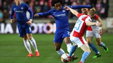 «Славия» – «Челси» - 0:1. Текстовая трансляция матча