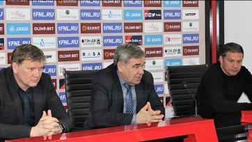 «СКА-Хабаровск» определился с новым главным тренером