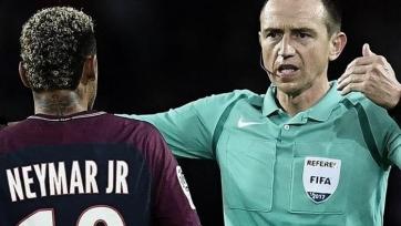 Назначен арбитр на финал Кубка Франции