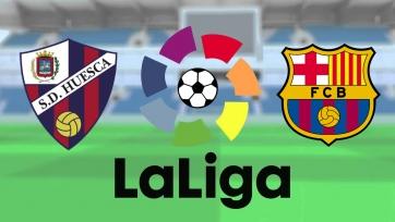 «Уэска» - «Барселона» - 0:0. Текстовая трансляция матча