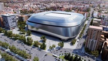 Окончательная стоимость нового стадиона «Сантьяго Бернабеу» составит 796,5 млн евро