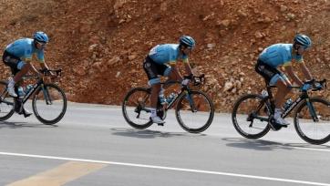 «Астана» объявила состав на «Президентский Тур Турции»