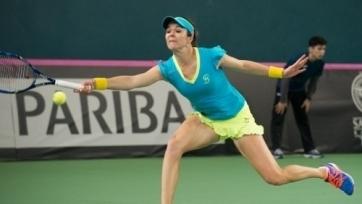 Воскобоева сыграет в полуфинале парного разряда в Мадриде