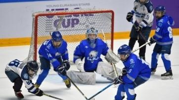 «Барыс» разгромил минское «Динамо» и стал третьим на UTLC Ice Cup-2019