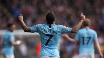 «Манчестер Сити» в гостях расправился с «Кристал Пэлас»