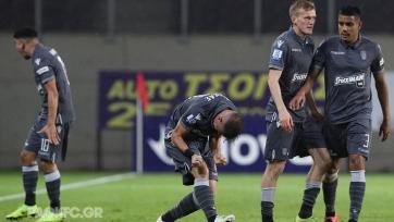 «ПАОК» сыграл вничью и отложил оформление чемпионства