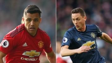 «Манчестер Юнайтед»: двое покинули лазарет