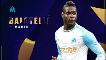 Балотелли признан лучшим игроком Лиги 1 в марте