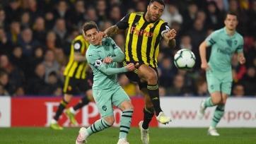 «Арсенал» в большинстве переиграл «Уотфорд» и вернулся в топ-4