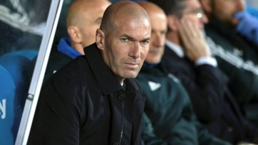 Зидан: «В следующем сезоне «Реал» точно будет играть лучше»