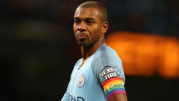 Фернандиньо: безрадостный стержень «Манчестер Сити»