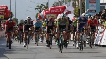 Велоспорт. Гидич - 12-й на первом этапе «Тура Турции»