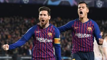 «Барселона» – «Манчестер Юнайтед» – 3:0. Текстовая трансляция матча