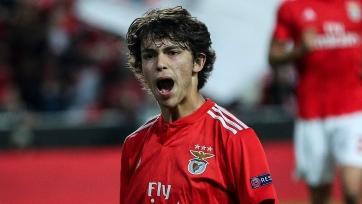 «Реал» выходит из борьбы за Жоау Фелиша