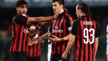 Два игрока «Милана» возобновили тренировки