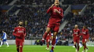 «Ливерпуль» не заметил «Порту» на пути к полуфиналу Лиги чемпионов