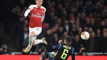 «Наполи» – «Арсенал» - 0:1. Текстовая трансляция матча
