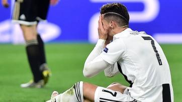 СМИ: Роналду намерен покинуть «Ювентус» из-за вылета из Лиги чемпионов