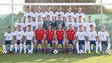 Определился состав сборной России U-17 для подготовки к Евро-2019