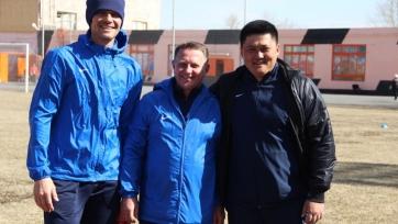 Клуб Первой лиги Казахстана расстался со спортивным директором