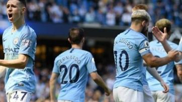 «Манчестер Сити» – «Тоттенхэм» – 1:0. Текстовая трансляция матча