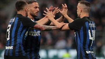 «Интер» и «Рома» сыграли вничью