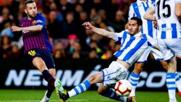 «Барселона» в эконом-режиме обыграла «Реал Сосьедад»