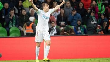 Дзюба стал новым «сотником» чемпионатов России