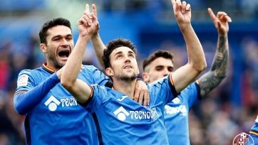 «Хетафе» разгромил «Севилью» и вернулся в зону Лиги чемпионов