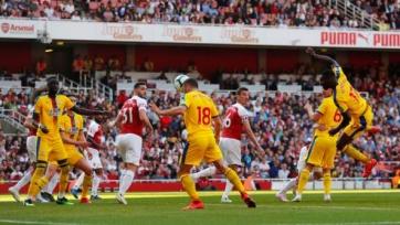 «Арсенал» дома уступил «Кристал Пэлас», «Ливерпуль» в гостях обыграл «Кардифф»