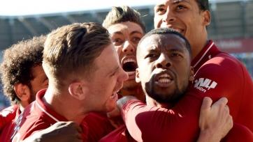 Победные «Спартак» и «Ливерпуль», нескромный «Эвертон», трофейные Дани Алвес и Роналду, хрустальный Де Брейне