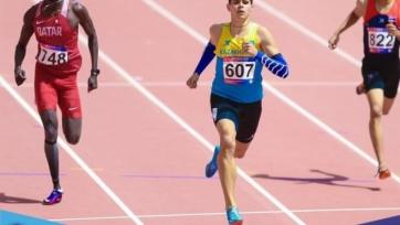 Литвин обновил рекорд Казахстана и вышел в финал на чемпионате Азии