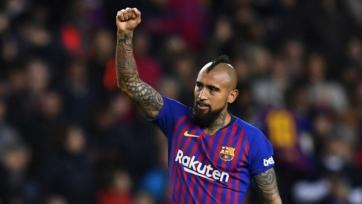 «Барселона» планирует продлить контракт с Видалем
