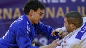 Казахстанский дзюдоист проиграл в полуфинале чемпионата Азии