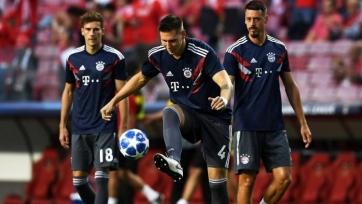 «Манчестер Юнайтед» нужен защитник «Баварии»