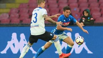 «Аталанта» на выезде переиграла «Наполи» и догнала «Милан»