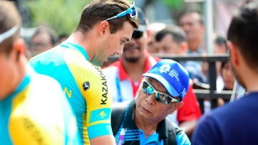Велоспорт. Казахстан взял две медали в стартовый день чемпионата Азии