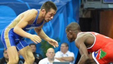 Ергали стал бронзовым призером чемпионата Азии