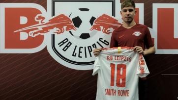 «Лейпциг» хочет продлить аренду хавбека «Арсенала»